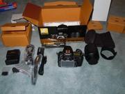 Продажа: Новый Nikon D7000/D700/D90/CANON EOS 5D Mark II / Canon EOS 7
