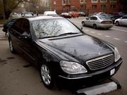 Mercedes S 500 W220 (Long) 1998 г.в